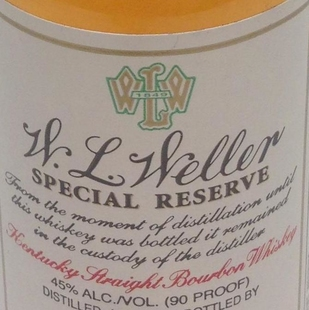 W.L. Weller Special Reserve