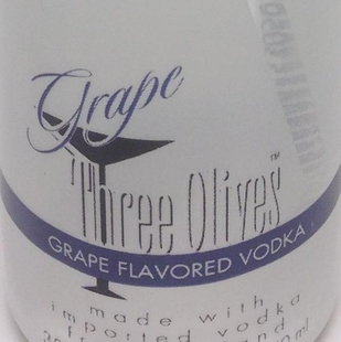 Three Olives Grape