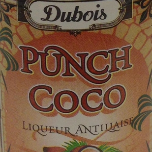 Dubois Punch Coco